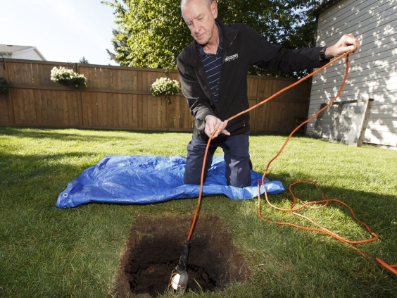 Can I Dig a Hole in My Backyard without Permission? Rules ...